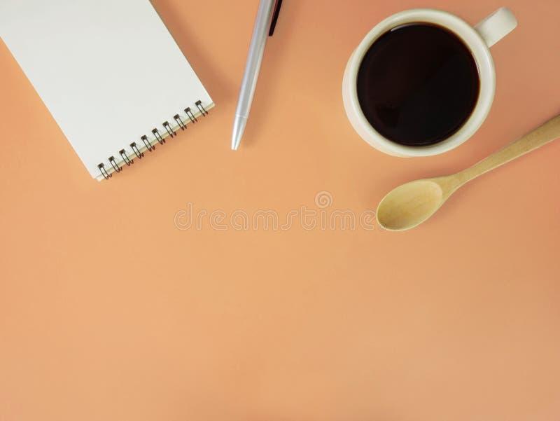 https://thumbs.dreamstime.com/b/flat-lay-beige-office-student-desk-copy-space-top-view-pen-notebook-cup-black-coffee-117048002.jpg