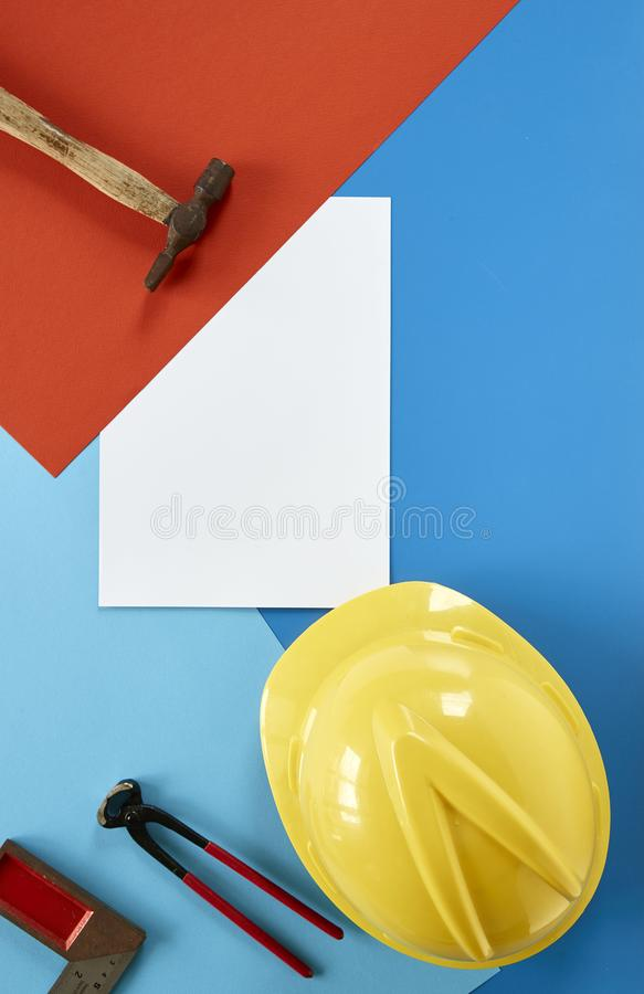 Labor Day is a federal holiday stock images