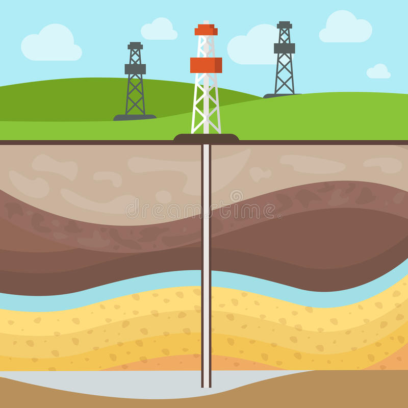 Hydraulic Fracking For Natural Gas