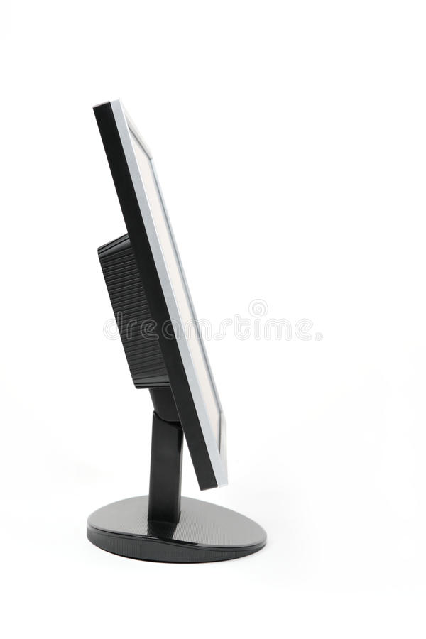 Download Flat Screen stock image. Image of office, digital, monitor - 12662229