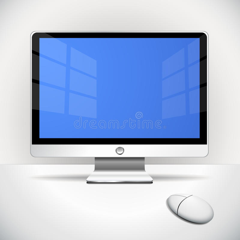 Download Flat screen editorial stock image. Image of presentation - 17317124