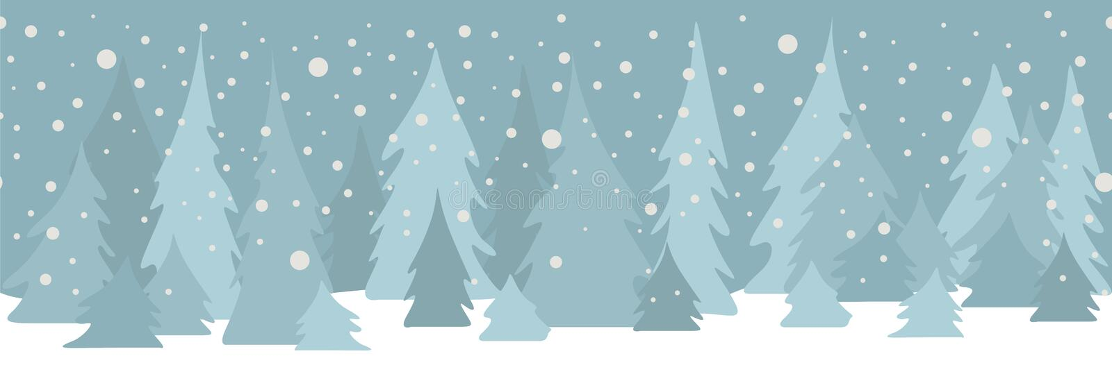 Flat style christmas holiday seamless pattern, banner, poster de. Sign. Vector illustration vector illustration