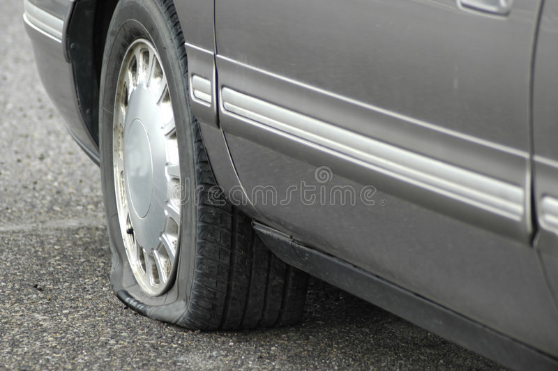 Download Flat Tire stock photo. Image of seeking, photograph, tire - 1512994