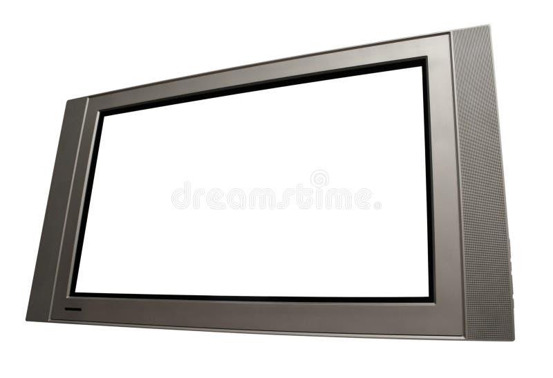 Download Flat TV stock image. Image of broadcast, screen, flat - 11094355