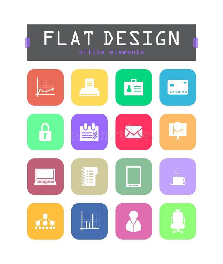 Download Flat Ui Icons Royalty Free Stock Image - Image: 33104706