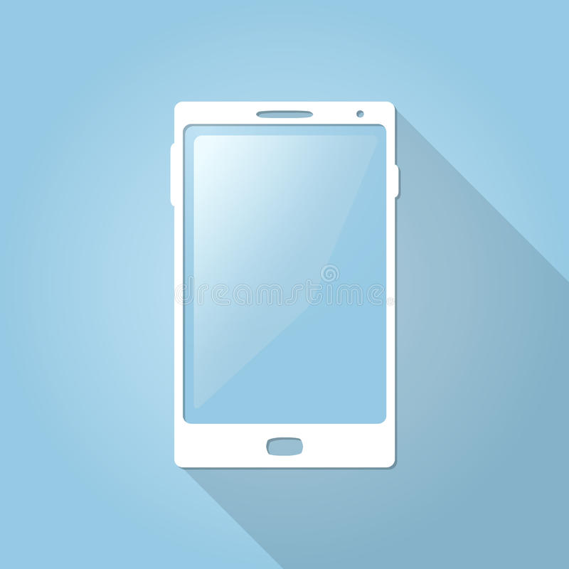 Flat Vector smartphone,phone,mobile phone icon for web and mobile apps vector illustration
