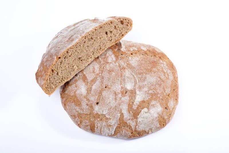 flatbread σίκαλη στοκ εικόνα