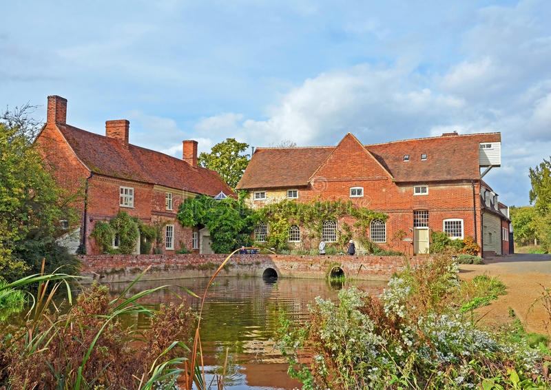 Download Flatford Mill Royalty Free Stock Photo - Image: 29814665