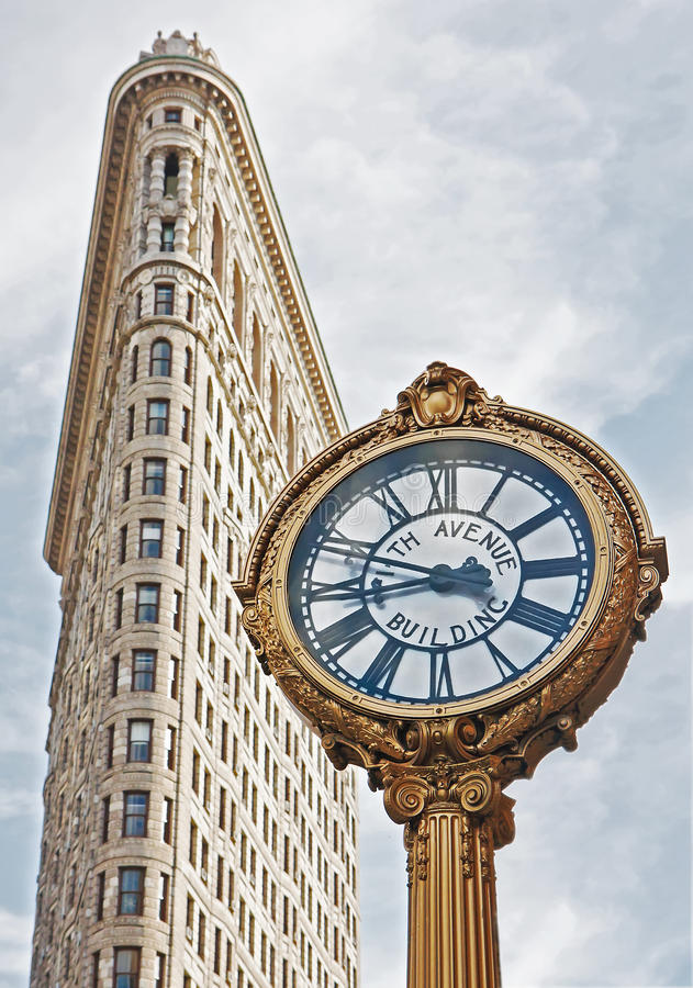 Free Flatiron Building Stock Photo - 18664390