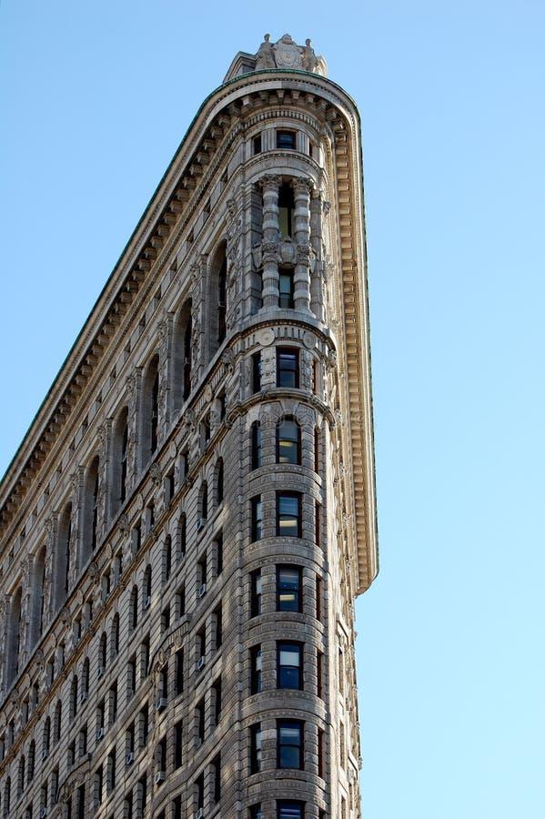 Flatiron Building. The Flatiron Building in Manhattan, New York City royalty free stock photos