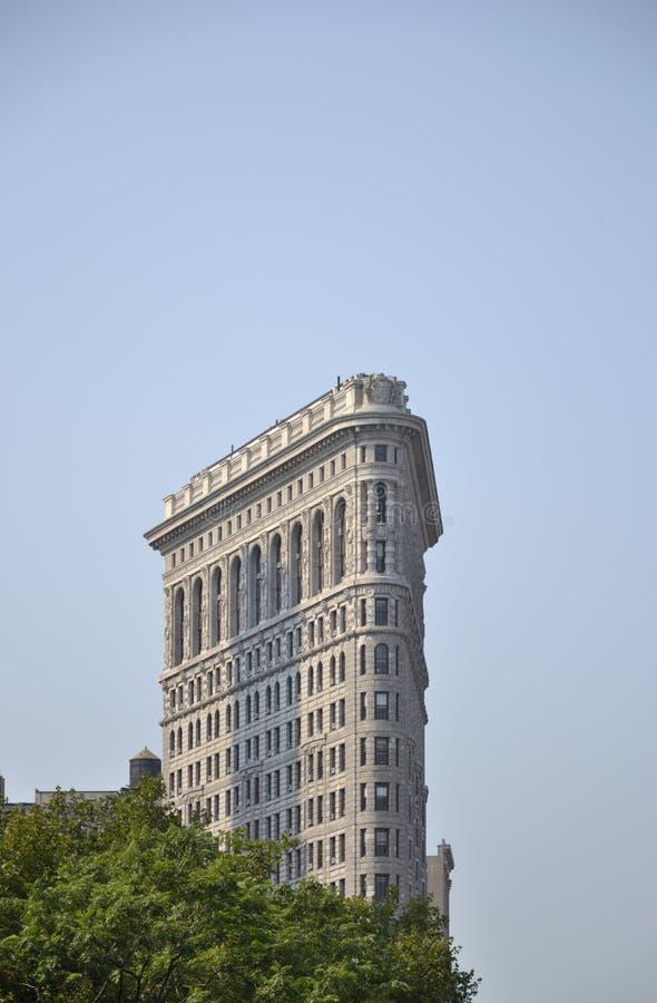 Flatiron Building - New York royalty free stock image