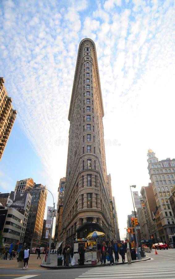 Flatiron building, New York royalty free stock photos