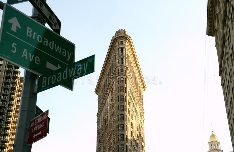 Flatiron Building In New York Free Public Domain Cc0 Image