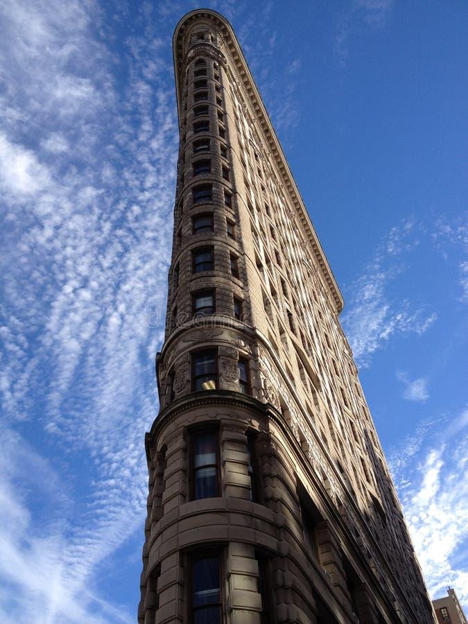 Flatiron building - New York stock photo