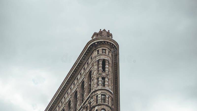 Flatiron Building. New York, USA / Circa 2016 / Flatiron Building royalty free stock image