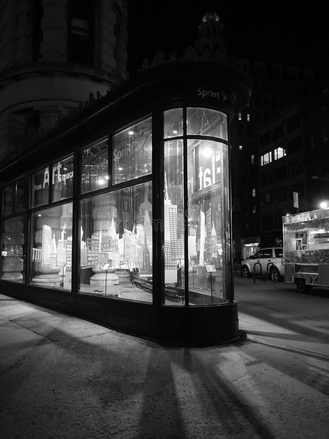 Flatiron Building, NYC stock photo