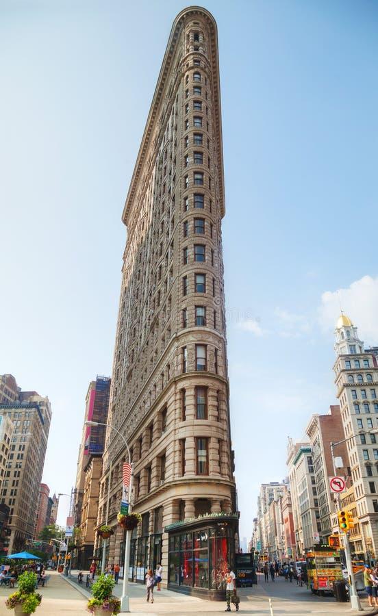 flatiron New York здания стоковые фото