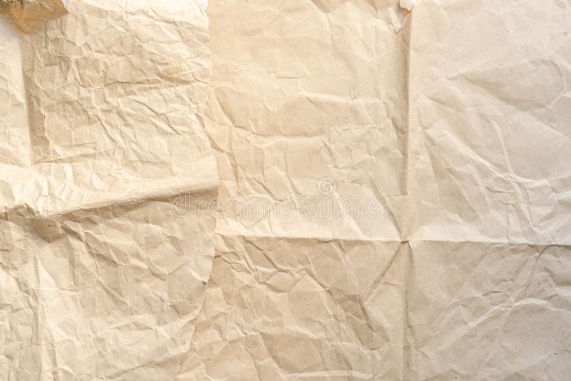 Flatlay пустой предпосылки бумаги ремесла r m Холст стоковая фотография rf