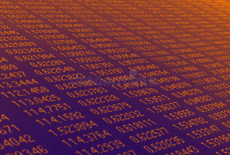 Download Flatness of numbers stock photo. Image of mathematical - 1903930