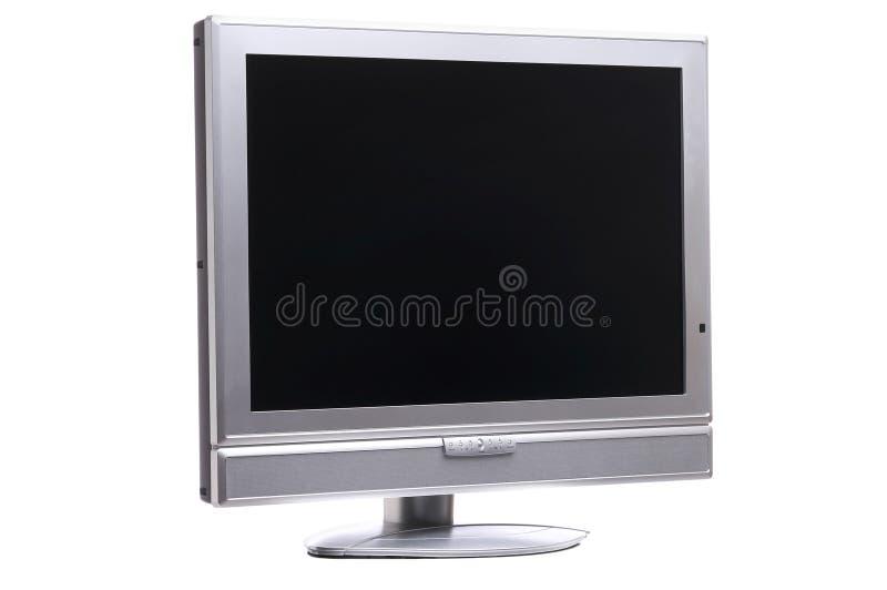 Flatscreen right royalty free stock photography