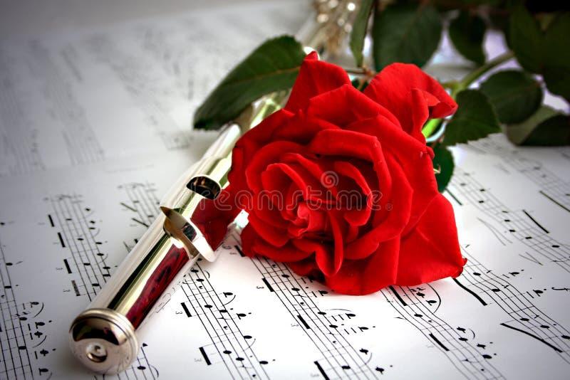 Flauta fotografia de stock royalty free