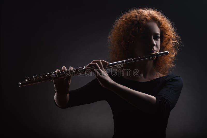 flautist image stock