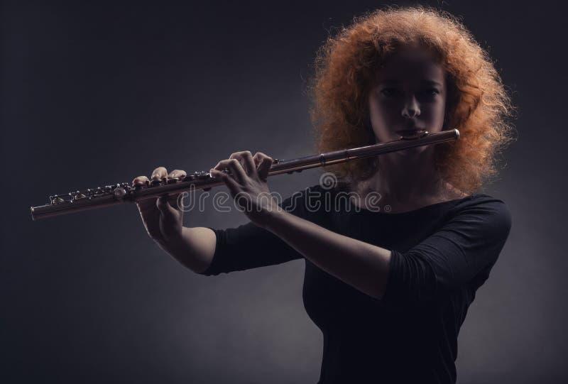 flautist photos libres de droits
