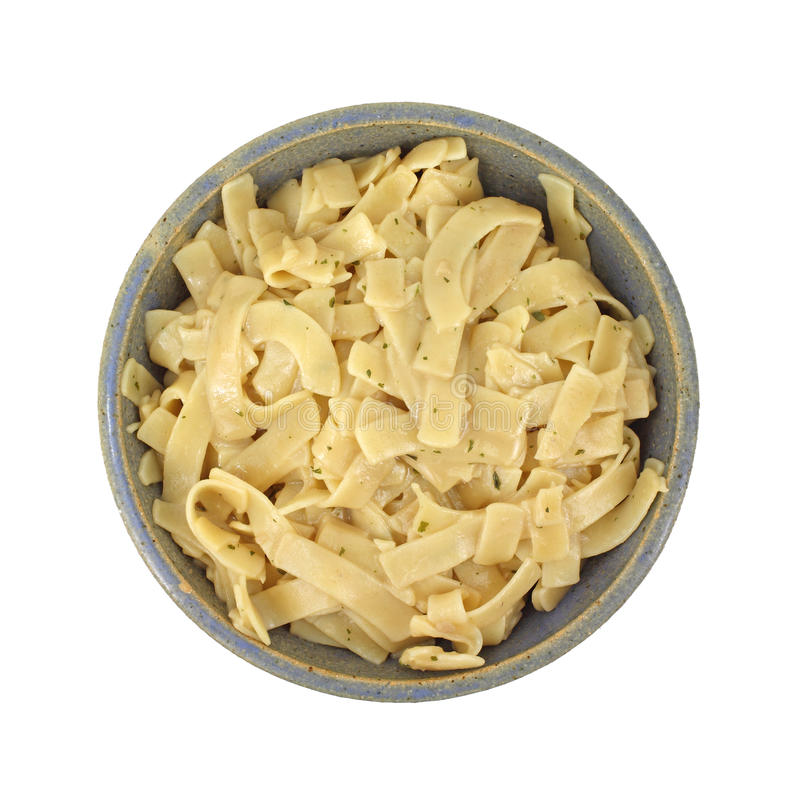 Download Flavored Pasta Noodles In Bowl Stock Photo - Image: 18074320