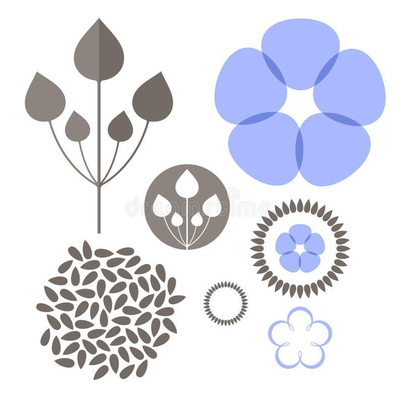 flax jogo ilustração stock
