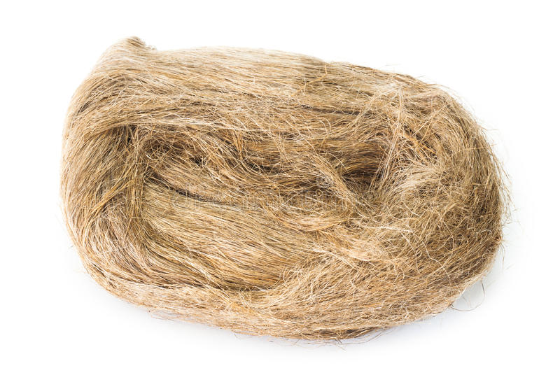 Download Flax Packing Yarn Royalty Free Stock Photos - Image: 19528588