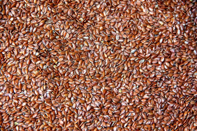 Download Flax seeds stock image. Image of ingredients, nutrition - 11227405