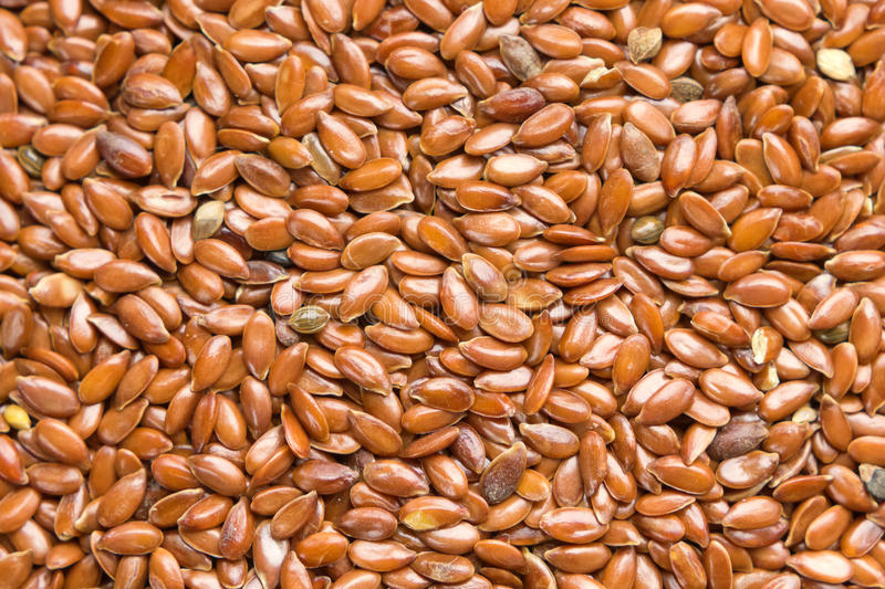 Download Flax seeds background stock image. Image of bowl, lots - 26560769