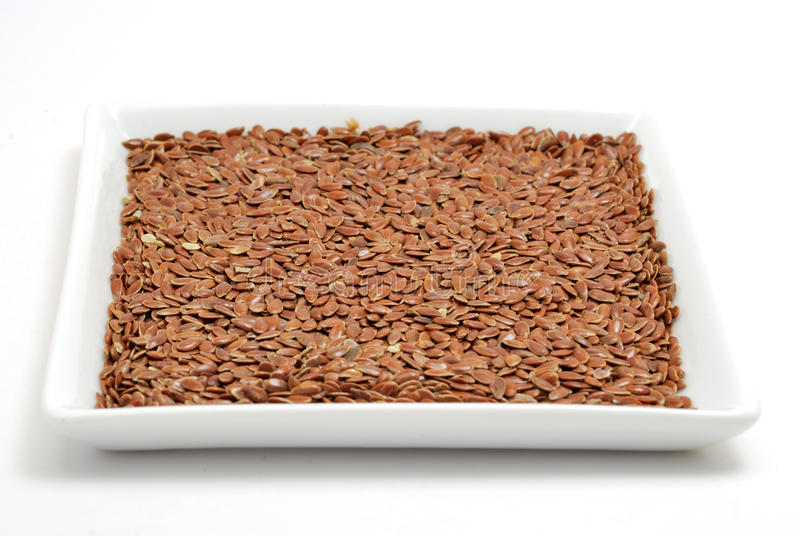 flaxseed стоковое фото