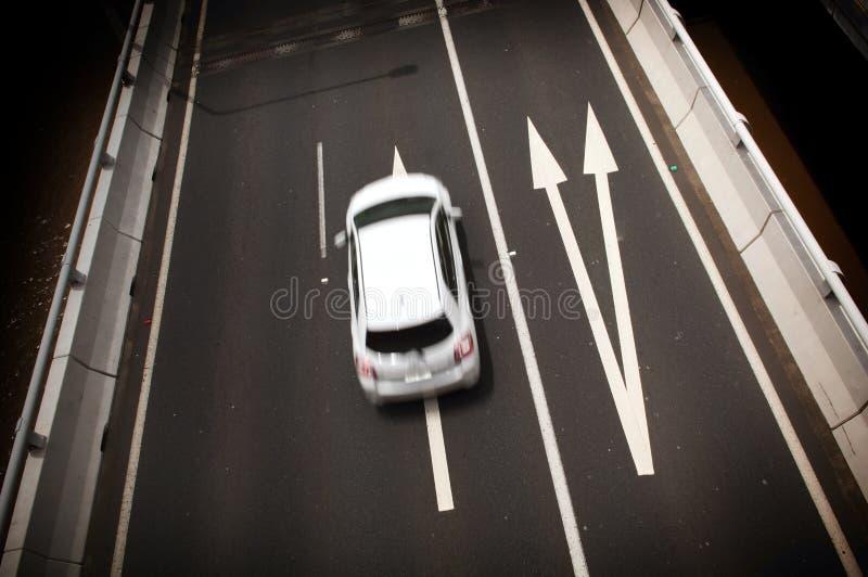 Flechas del camino imagen de archivo libre de regalías
