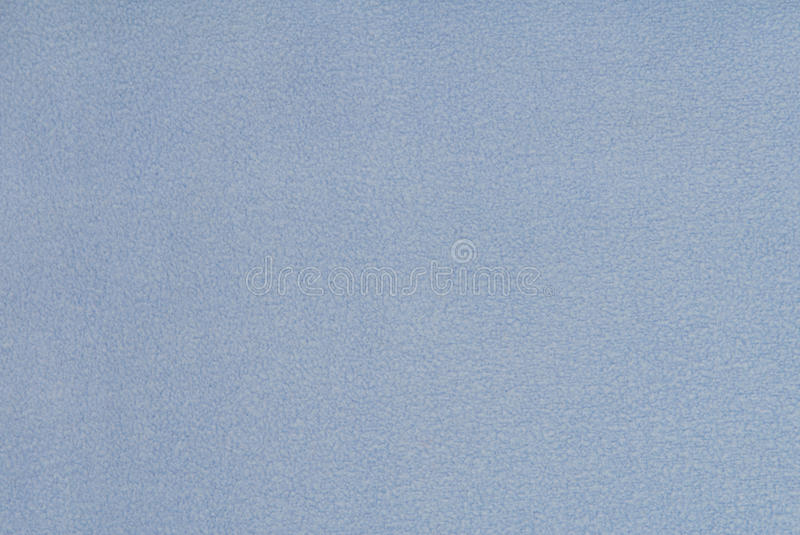 Fleece textile, blue cloth, soft material, royalty free stock photo
