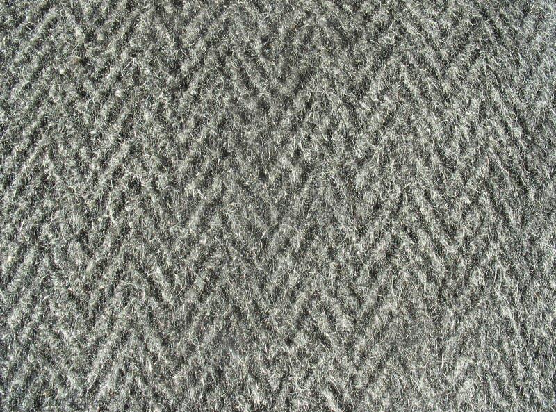 Fleecy tygtextur - tjock woolen torkduk royaltyfri fotografi