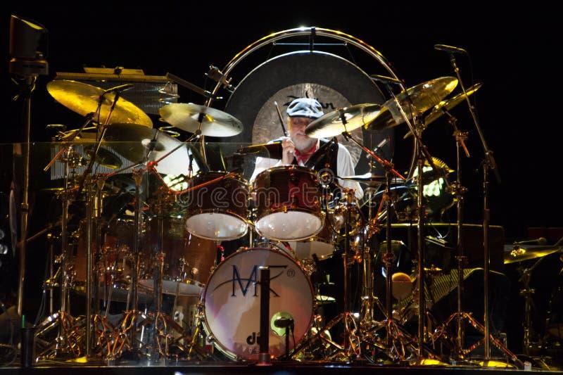 Fleetwood Mac In Concert - Sacramento, CA royaltyfri foto