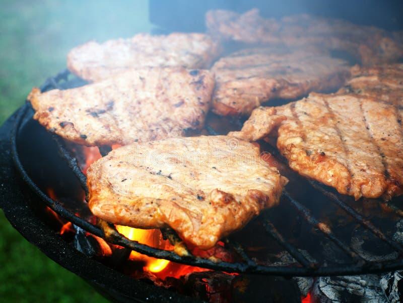 Fleisch lizenzfreie stockfotos