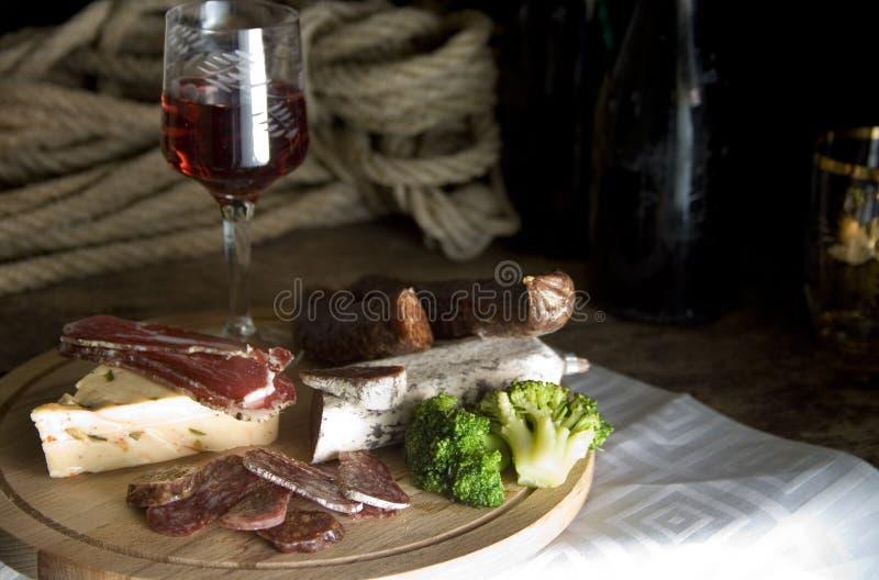 Fleisch d'oeuvre IV stockbild
