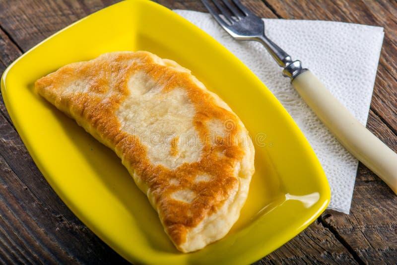 Fleisch-Torten lizenzfreie stockfotografie