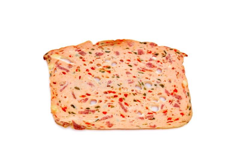 Fleischstück lizenzfreies stockbild