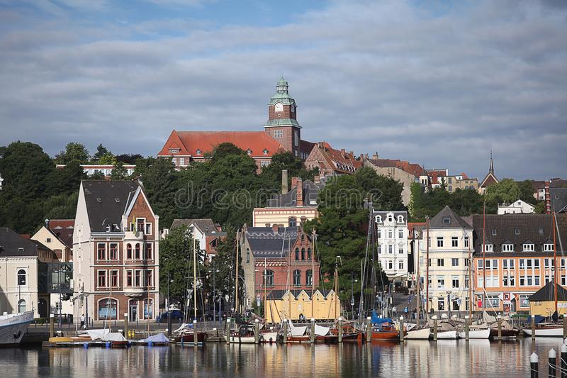 Гавань Flensburg