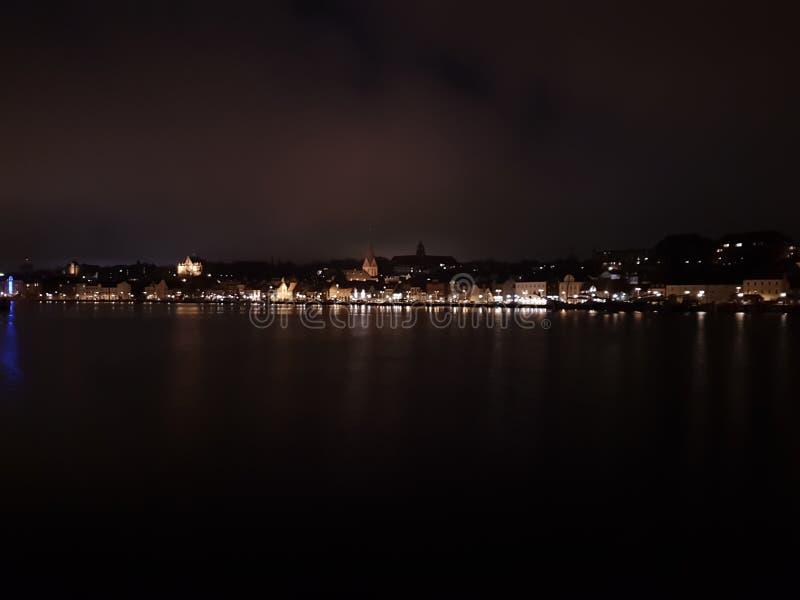 Flensburg image libre de droits