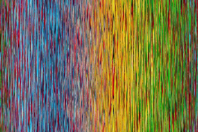 Flerfärgat modellabstrakt begrepp för design royaltyfri illustrationer