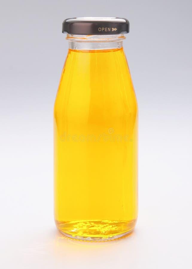 Fles stock foto