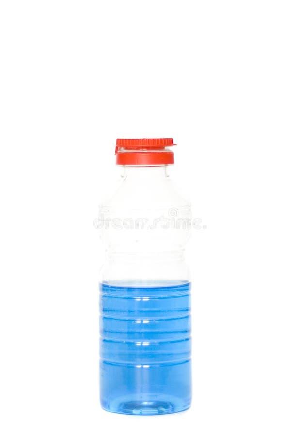 Fles van medische geest stock afbeeldingen