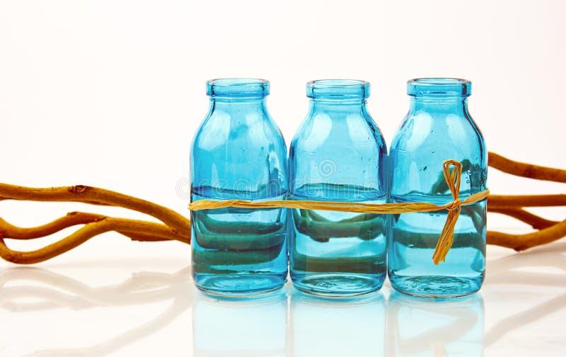 Flessen stock afbeeldingen