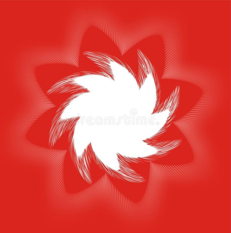 Fleur abstraite de fond photo libre de droits