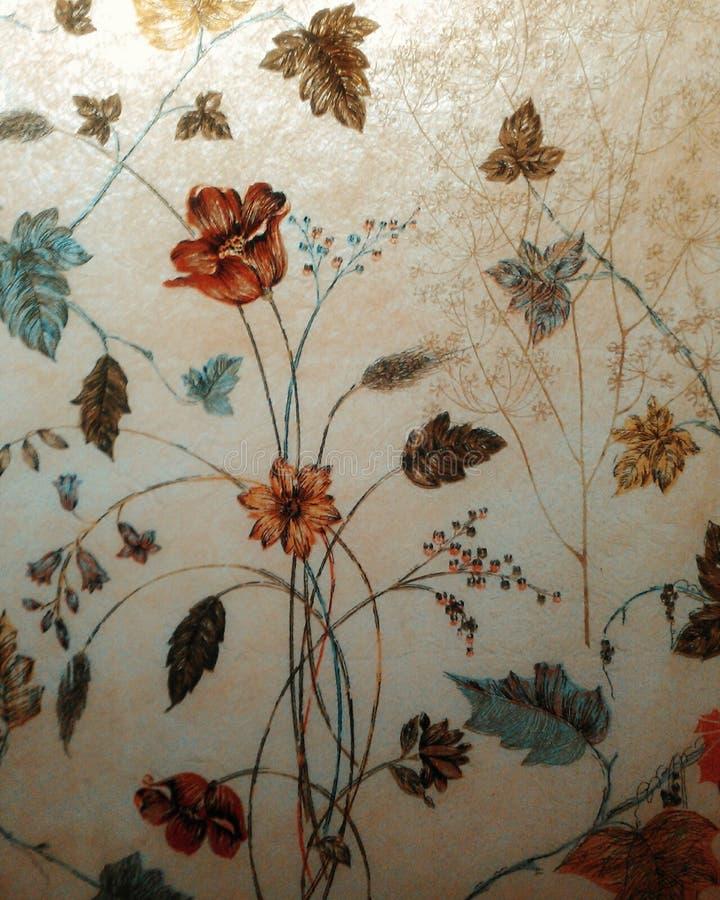 Fleur Art images libres de droits