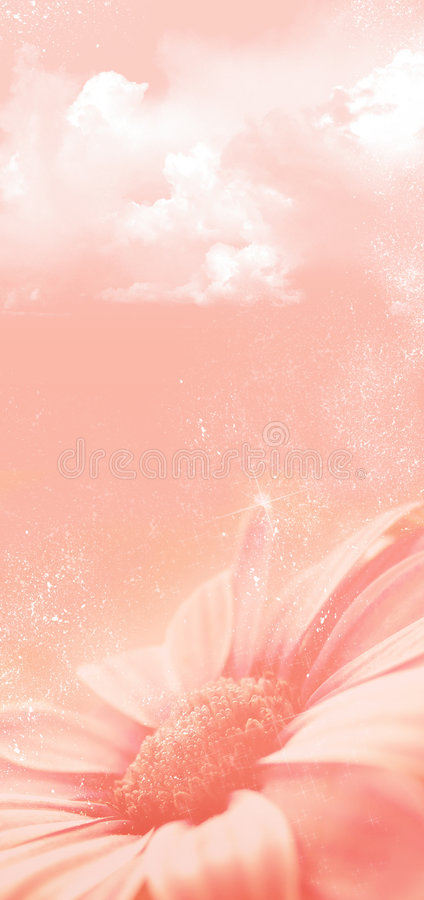 Fleur de conception illustration stock